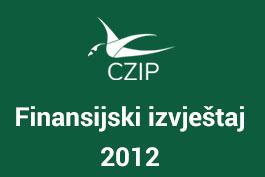 Finansijski izvještaj 2012
