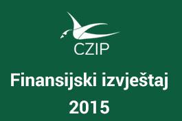 Finansijski izvještaj 2015