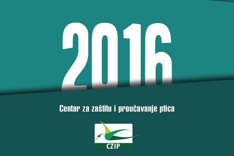 Godišnji izvještaj 2016