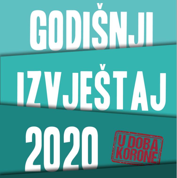 Godišnji izvještaj 2020