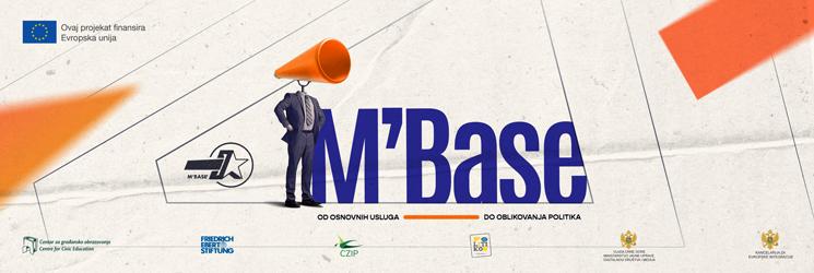 OCD u Crnoj Gori – od osnovnih usluga do oblikovanja politika – M'BASE